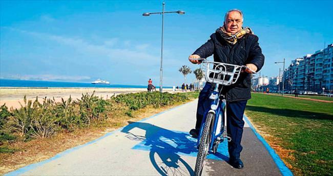 İşe bisikletle mi gidelim?