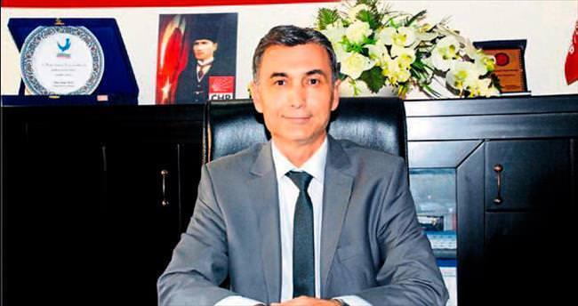 CHP'den istifa eden üyeye tepki