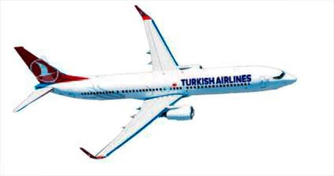 THY uçağı mecburiyetten Rusya'ya indi