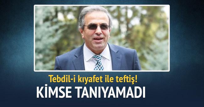 ÖSYM Başkanı'ndan tebdil-i kıyafet sınav teftişi