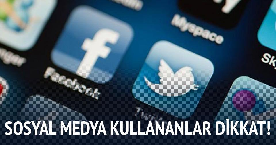 Uzmanlardan sosyal medyada 'paylaşım' uyarısı