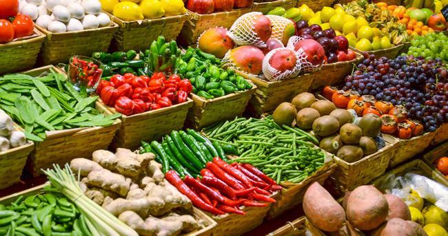 Meyve ve sebze seçerken dikkat!
