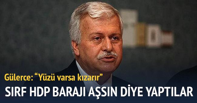 Hüseyin Gülerce'den Ahmet Hakan'a gönderme