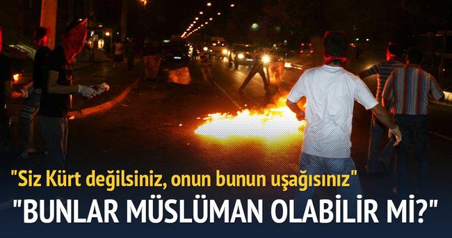 Siz asla Kürtleri temsil edemezsiniz