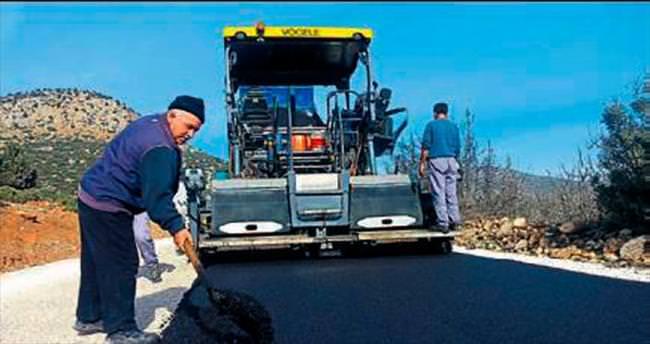 Korkuteli Tatköy asfalta kavuşuyor