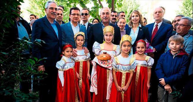 Antalyalı Ruslara güvence