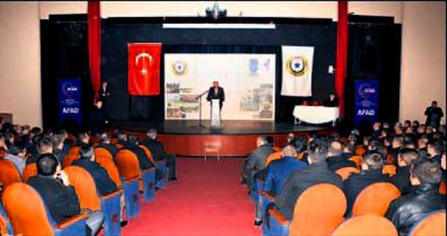 ANFA Güvenlik'te KBRN eğitimi