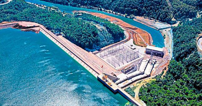 Sanibey Barajı ve HES istihdama katkı sağlıyor