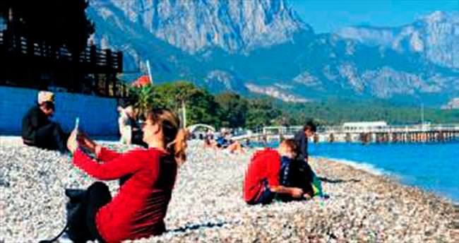 Antalya 22 derece