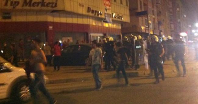 Mersin'de çıkan olaylarda 1 kişi öldü