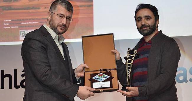 'Alemlere Rahmet Kısa Film Yarışması' ödülleri verildi