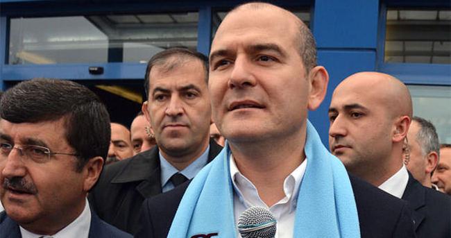 Bakan Soylu'dan 'asgari ücret' açıklaması