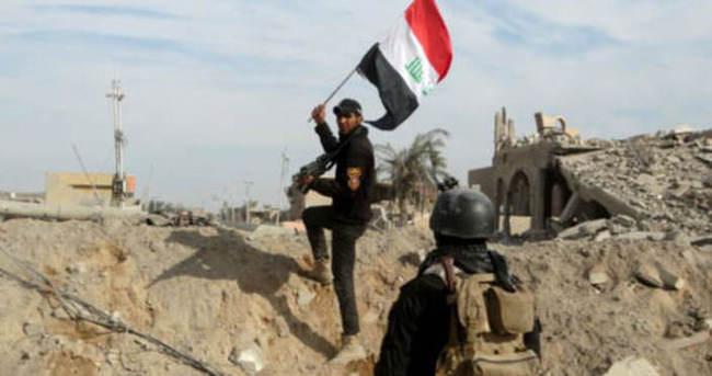 Irak ordusu Ramadi'nin merkezinde