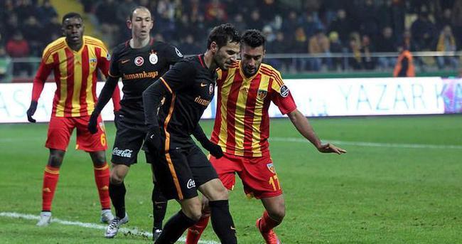 Galatasaray'ı mağlup edemediğimiz için üzgünüz