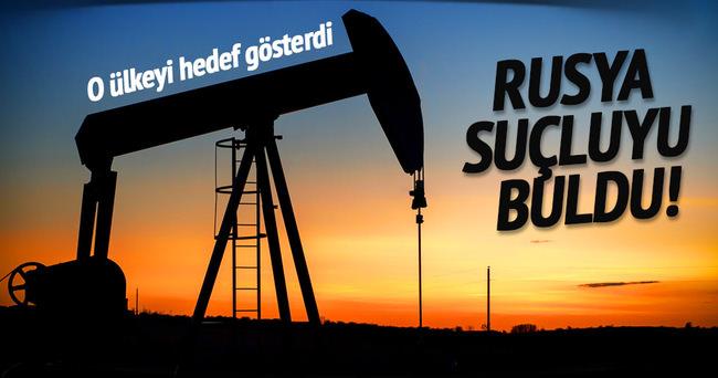 Rusya, petrol fiyatları nedeniyle Suudi Arabistan'ı suçladı