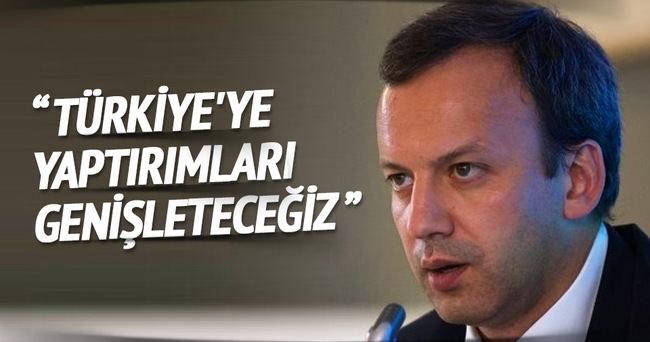 Rusya: Türkiye'ye yaptırımları genişleteceğiz