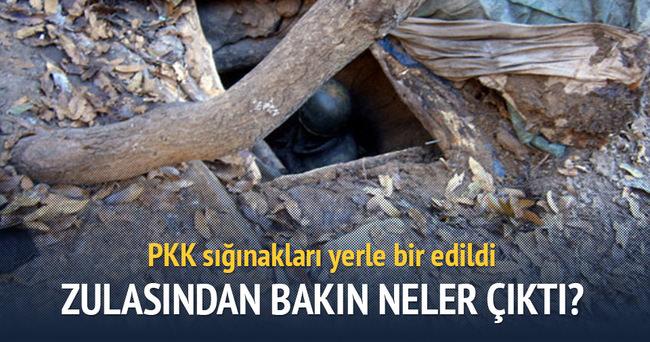 PKK sığınağından Kürtçe İncil çıktı
