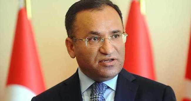 Bozdağ'dan Demirtaş'ın özyönetim açıklamasına sert tepki