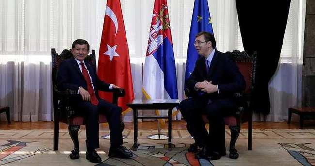 Türkiye-Sırbistan arasında anlaşma imzalandı
