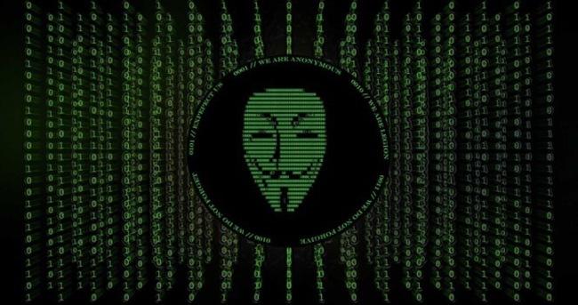 Ayyıldız Tim, Anonymous'u hackledi