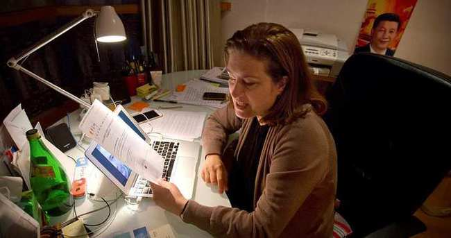 Fransız gazeteciye propaganda cezası