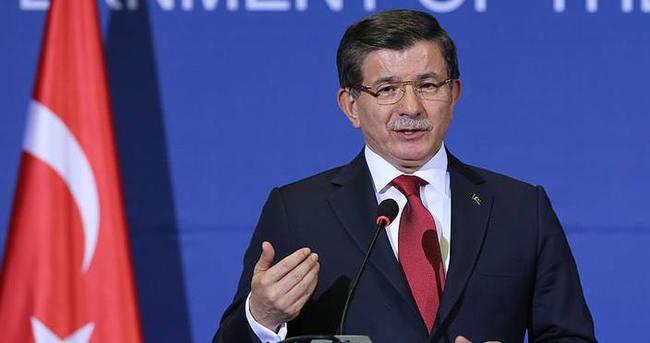 Davutoğlu: PYD Fırat'ın batısına geçemedi