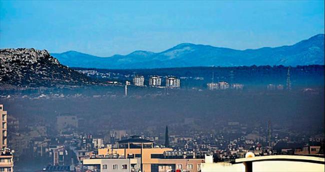 Antalya'nın havası hassas