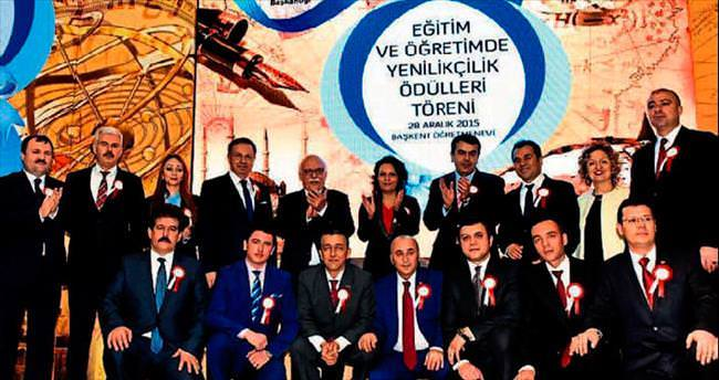 Antalya'ya çifte ödül
