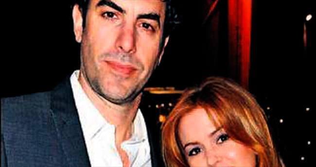 'Borat' mültecilere 1 milyon $ bağışladı