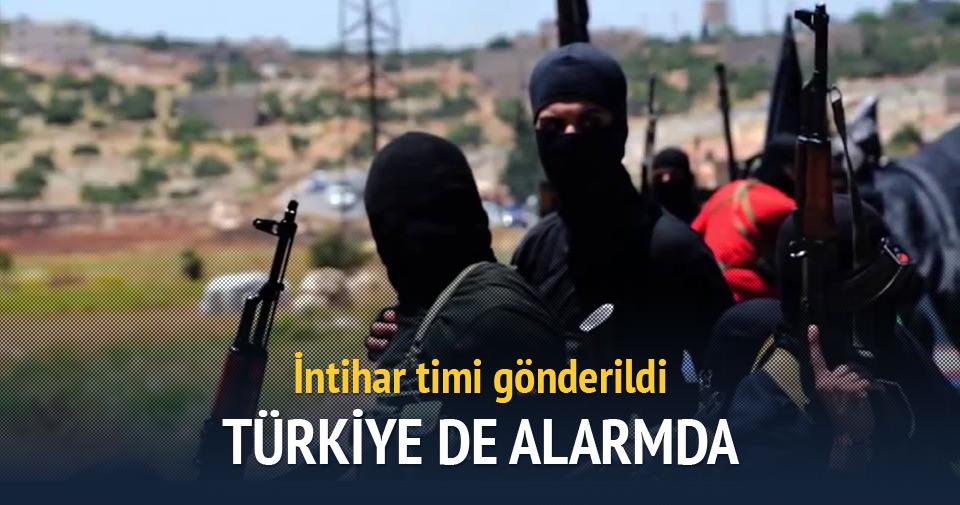 Avrupa'da IŞİD korkusu! Türkiye alarmda