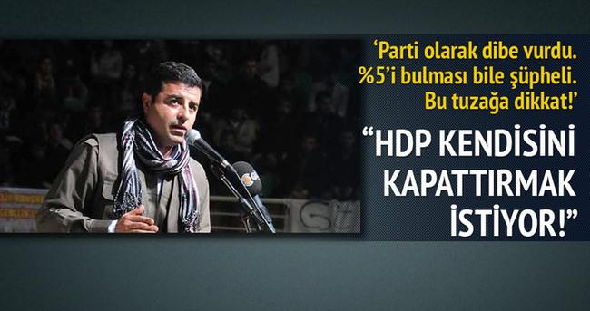 Feminist HDP'den terör sözcülüğüne!