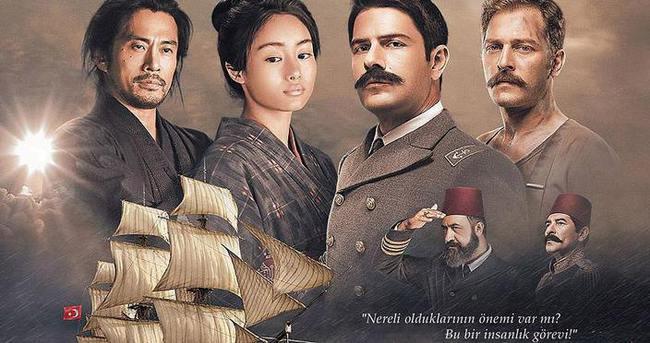 'Ertuğrul 1890'ı 3 günde 93 bin kişi izledi