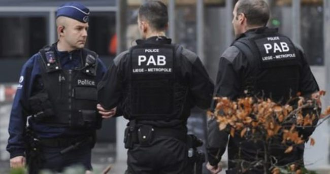 Terör şüphesiyle Belçika'da iki kişi tutuklandı