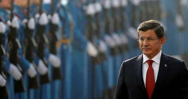 Davutoğlu'nun Sırbistan programı iptal