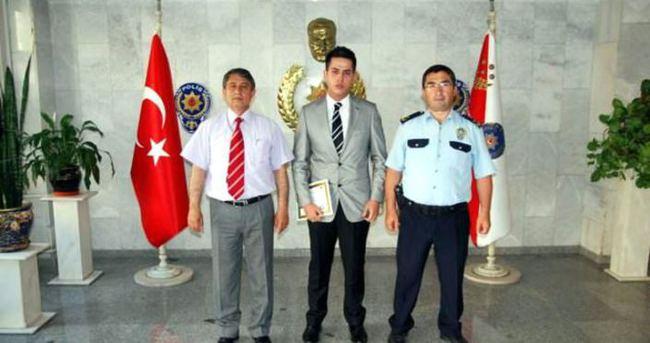 Zimmetine 600 bin lira geçiren polis tutuklandı
