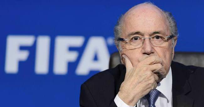 Sepp Blatter'e ölüm tehdidi!