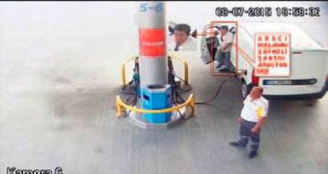 20 bin litre benzin çip yoluyla çalındı