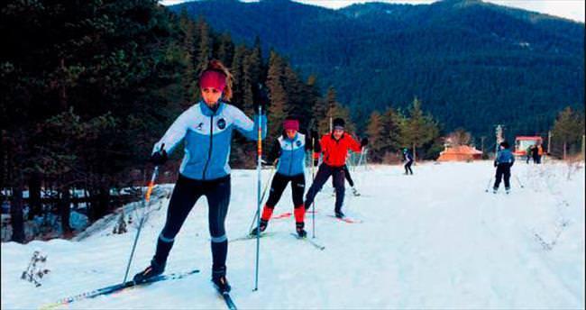 Kayak takımlarının tercihi Yıldıztepe