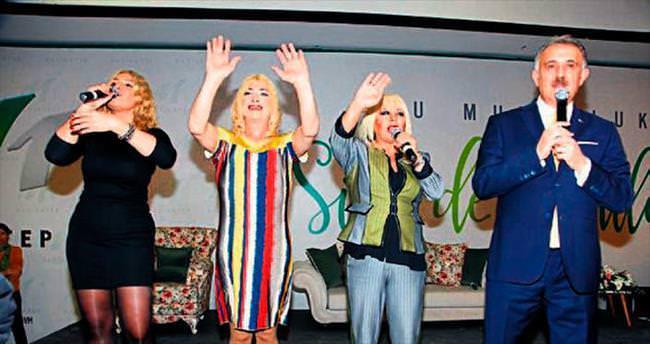 M1 Gaziantep'de Altın Günü şov