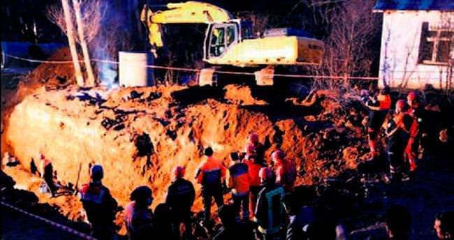 Sivas'ta sulama kanalında göçük: 3 ölü