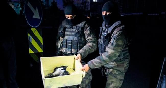 Emniyet PKK'nın şeytani planını bozdu