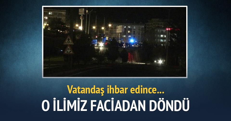 Mardin'de 150 kilogramlık bomba imha edildi