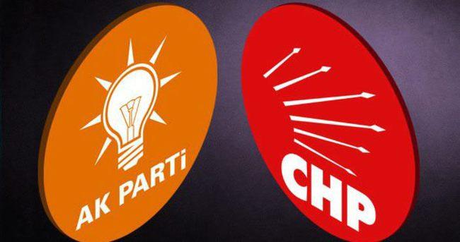 AK Parti ve CHP görüşmesine katılacak isimler belli oldu