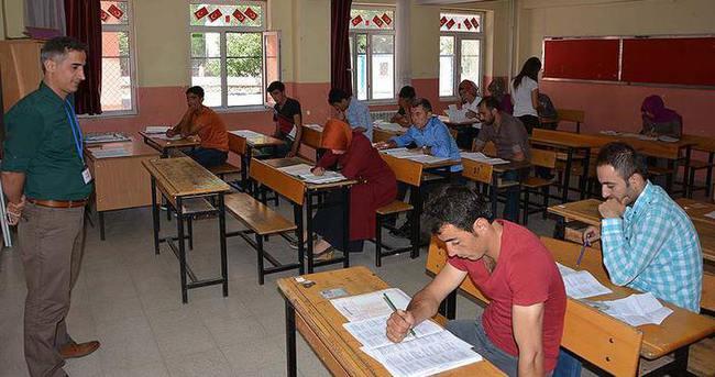 Açık öğretim okullarının sınavları hafta sonu yapılacak