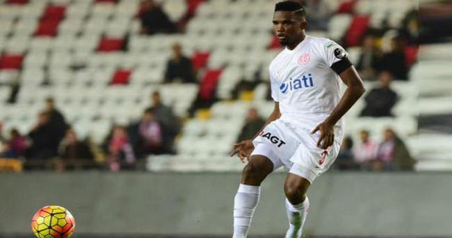Antalyaspor hedefine ulaşamadı