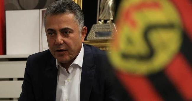 Mesut Hoşcan yeniden aday olmayacak