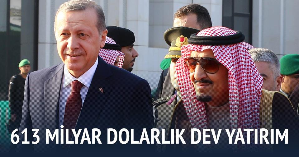 Suudi Arabistan'ın önceliği Türkiye