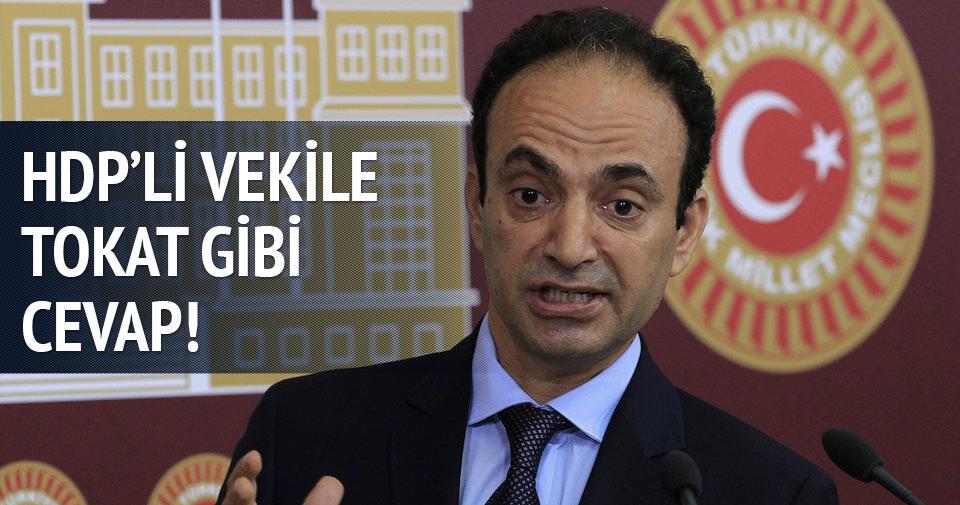 Şırnak Valiliği'nden HDP'li vekile tokat gibi yanıt