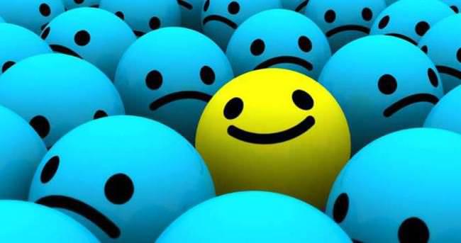 Dünya mutlu ve umutlu