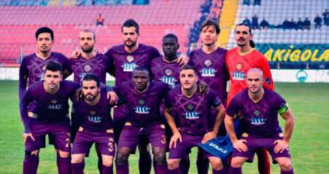 Osmanlıspor'da ilk yarı karnesi iyi
